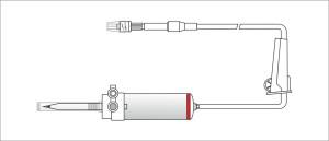 def 12 vie filtro luer lock